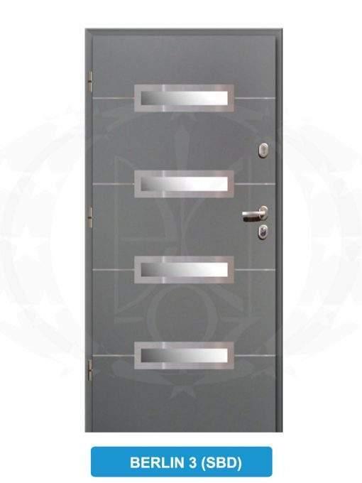 Двері вхідні GERDA - TT MAX Berlin 3