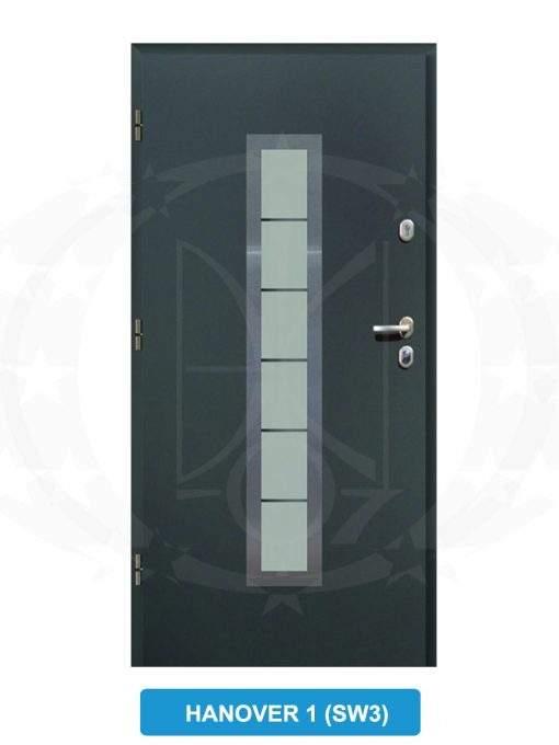 Двері вхідні GERDA - TT MAX Hanover 1