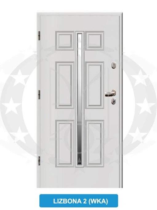 Двері вхідні GERDA - TT MAX Lizbona 2