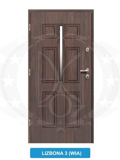 Двері вхідні GERDA - TT MAX Lizbona