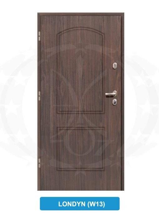 Двері вхідні GERDA - TT MAX Londyn