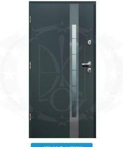 Двері вхідні GERDA - TT MAX Milano1
