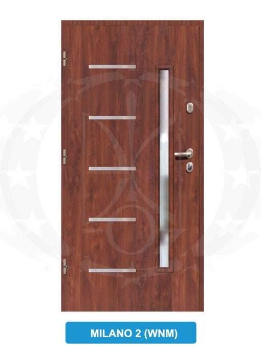 Двері вхідні GERDA - TT MAX milano 2
