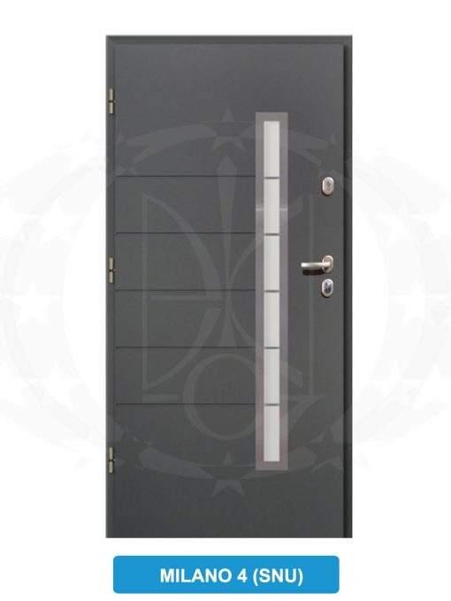 Двері вхідні GERDA - TT MAX Milano 4