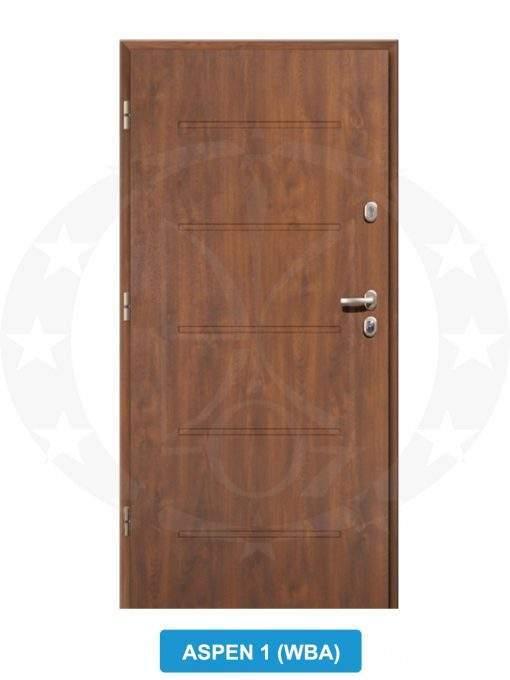 Двері вхідні GERDA - TT MAX Aspen 1