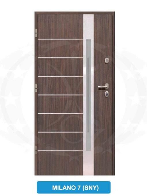 Двері вхідні GERDA - TT MAX Milano 7