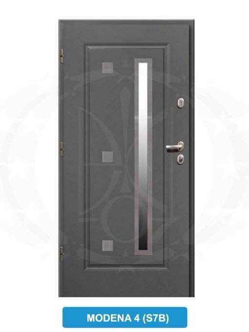 Двері вхідні GERDA - TT MAX Modena 4