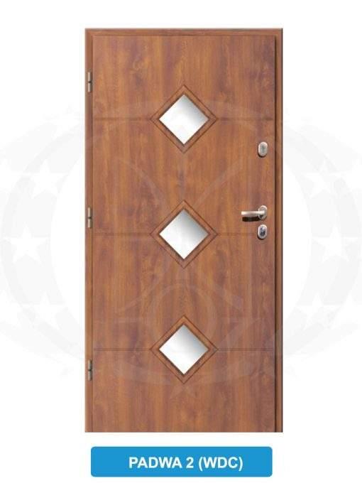 Двері вхідні GERDA - TT MAX Padwa 2