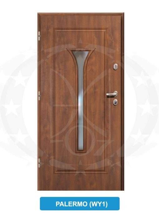 Двері вхідні GERDA - TT MAX Palermo