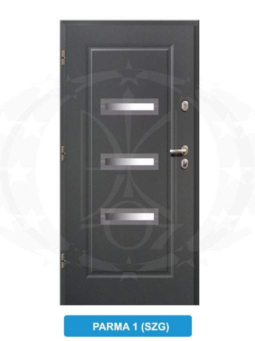 Двері вхідні GERDA - TT MAX Parma 1