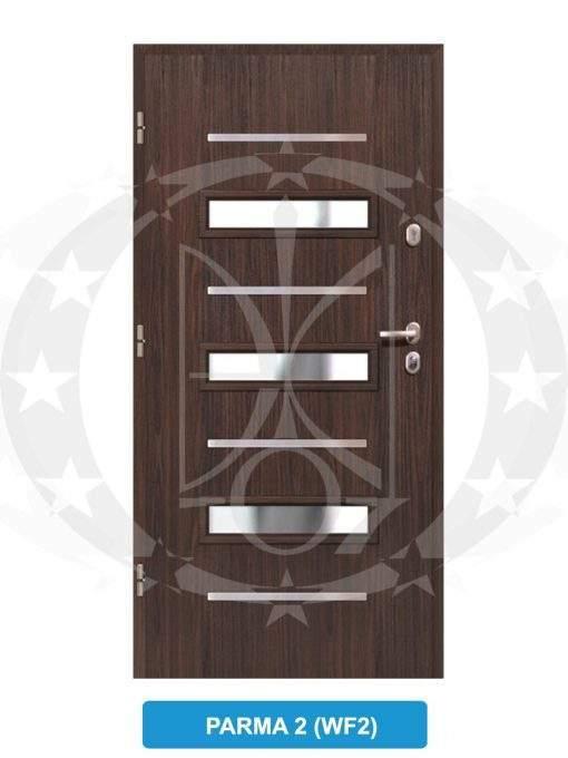 Двері вхідні GERDA - TT MAX Parma 2