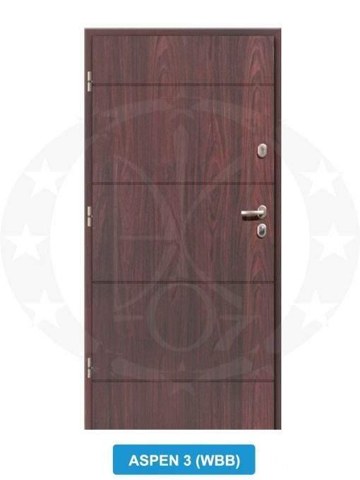 Двері вхідні GERDA - TT MAX Aspen 3