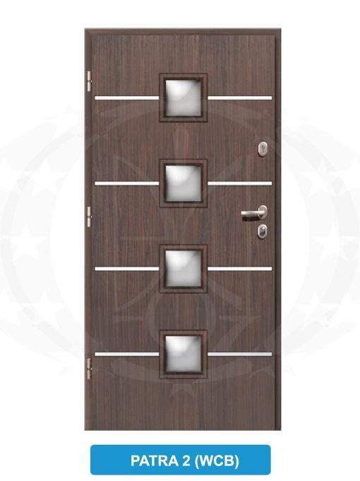 Двері вхідні GERDA - TT MAX Patra 2