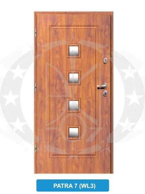 Двері вхідні GERDA - TT MAX Patra 7