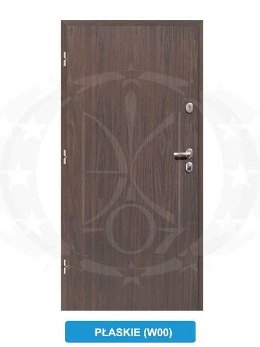 Двері вхідні GERDA - TT MAX W00