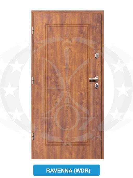 Двері вхідні GERDA - TT MAX Ravenna