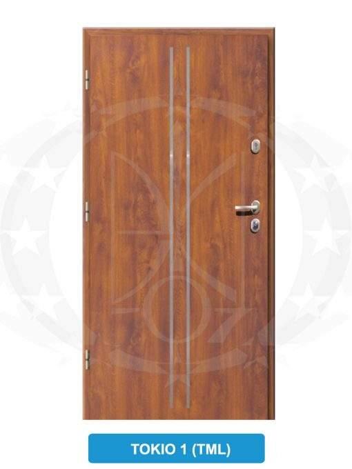 Двері вхідні GERDA - TT MAX Tokio 1