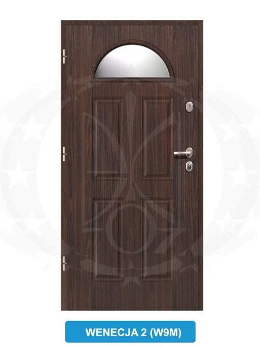 Двері вхідні GERDA - TT MAX Wenecja 2