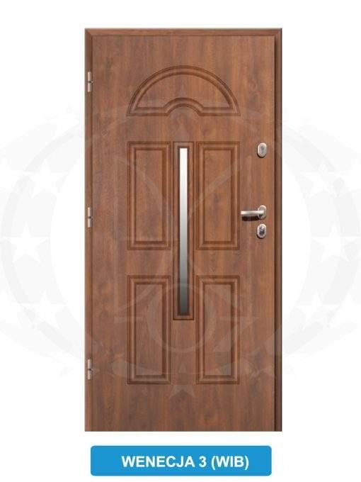 Двері вхідні GERDA - TT MAX Wenecja 3
