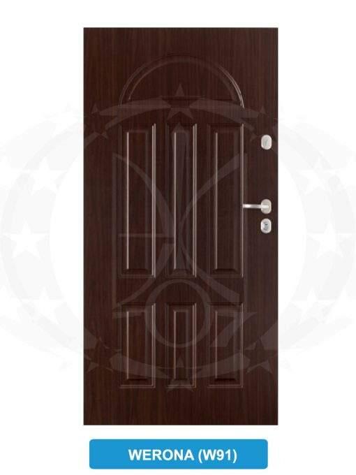 Двері вхідні GERDA - TT MAX Werona