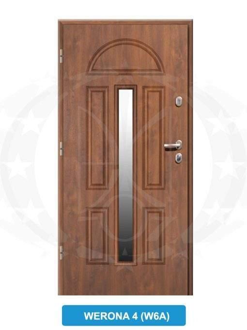 Двері вхідні GERDA - TT MAX Werona 4