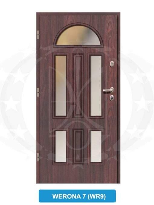 Двері вхідні GERDA - TT MAX Werona 7