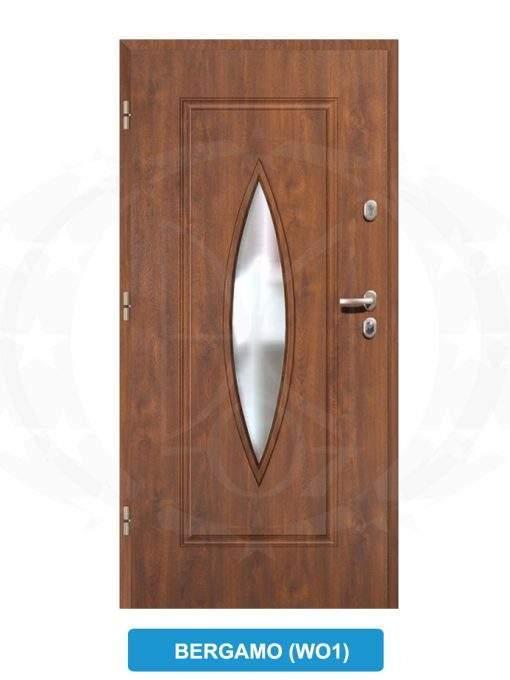 Двері вхідні GERDA - TT MAX Bergamo