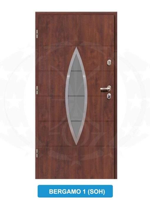 Двері вхідні Gerda TT PLUS Bergamo 1