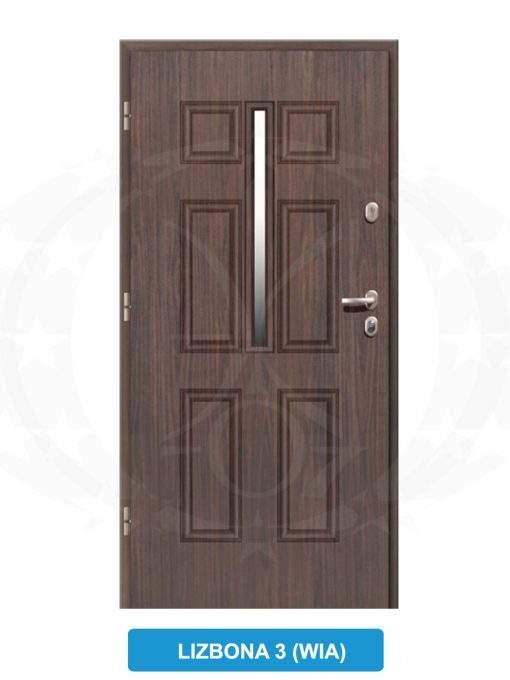 Двері вхідні Gerda TT PLUS Lizbona 3