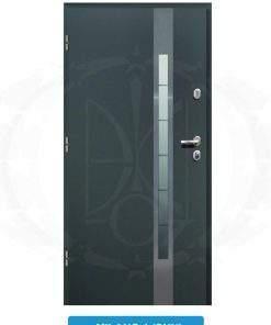 Двері вхідні Gerda TT PLUS Nilano 1