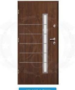 Двері вхідні Gerda TT PLUS Milano 5