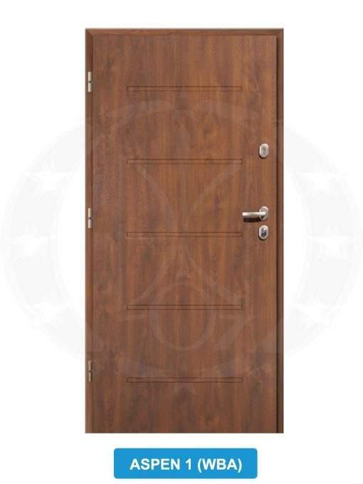 Двері вхідні Gerda TT PLUS Aspen 1