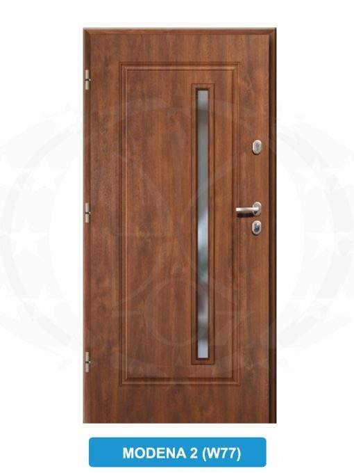 Двері вхідні Gerda TT PLUS Modena 2