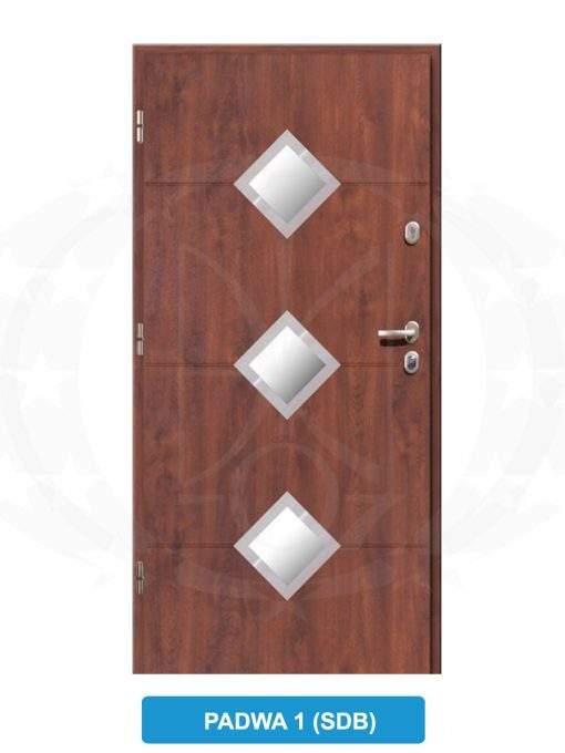 Двері вхідні Gerda TT PLUS Padwa 1