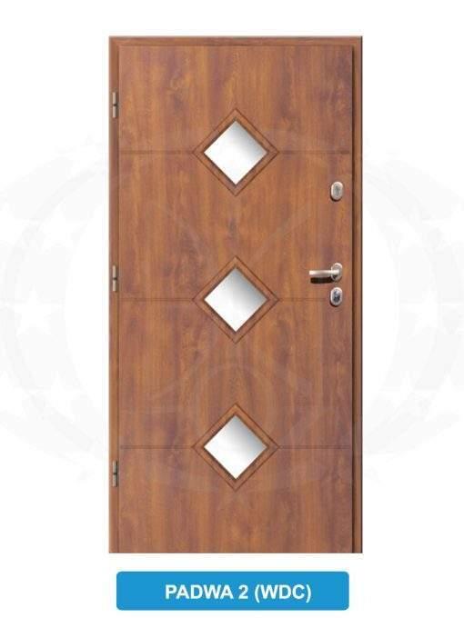 Двері вхідні Gerda TT PLUS Padwa 2