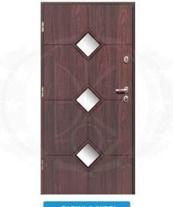 Двері вхідні Gerda TT PLUS Padwa 3