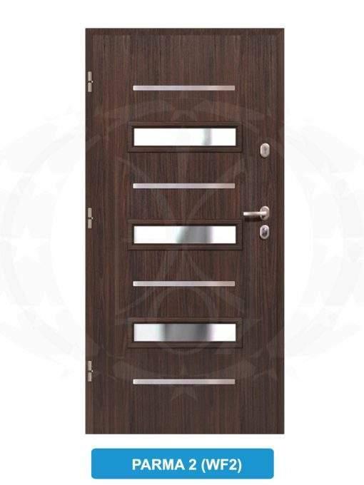 Двері вхідні Gerda TT PLUS Parma 2