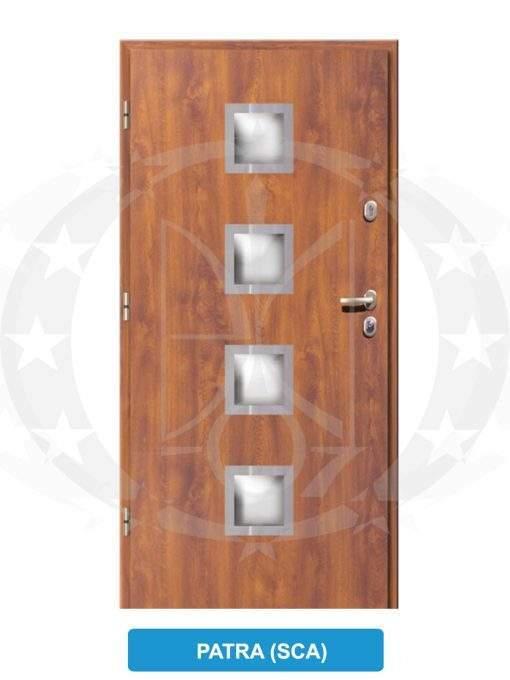 Двері вхідні Gerda TT PLUS Patra