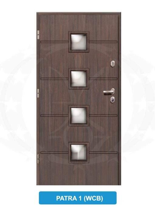 Двері вхідні Gerda TT PLUS Patra 1