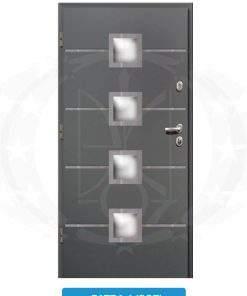 Двері вхідні Gerda TT PLUS Patra 4