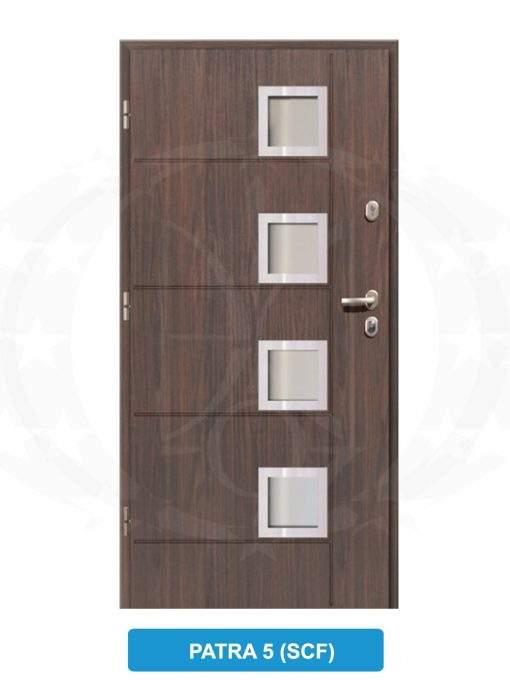 Двері вхідні Gerda TT PLUS - Patra 5