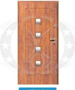 Двері вхідні Gerda TT PLUS Patra 7