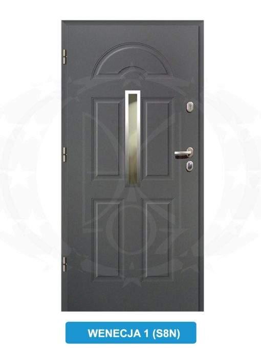 Двері Gerda TT PLUS WENECJA-1-S8N
