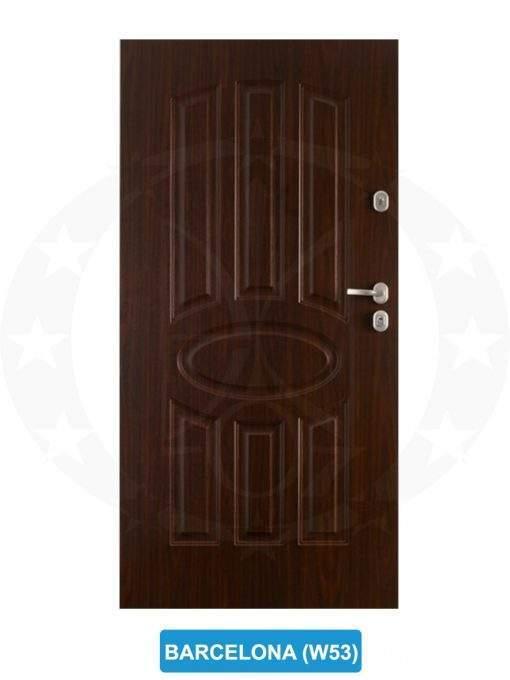 Двері вхідні Gerda TT PLUS Barcelona