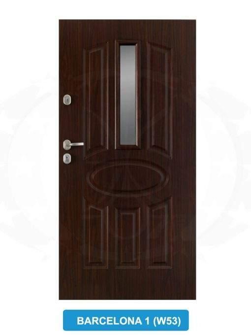 Двері вхідні Gerda TT PLUS Barcelona 1