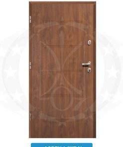 Двері вхідні Gerda TT Aspen