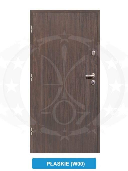 Двері вхідні Gerda TT W00