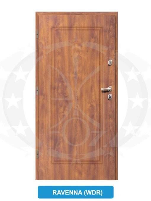 Двері вхідні Gerda TT Ravenna