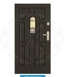 Двері вхідні металеві GERDA GSX W75 Genewa