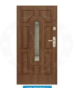 Двері вхідні металеві GERDA GSX WIG Genewa